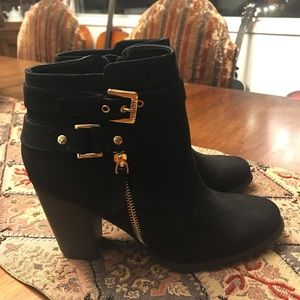 Guess Booties - Almost New!